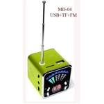 Смотрите также.  Колонка MD-04-LCD Micro SD+ USB, FM Зеленый.  Усилитель SWA-49 (30-50 км). Накладка IPhone 5 (ромб...